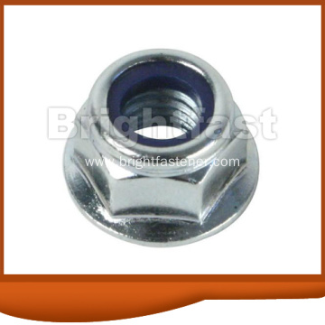 Nylon Lock Flange Nuts