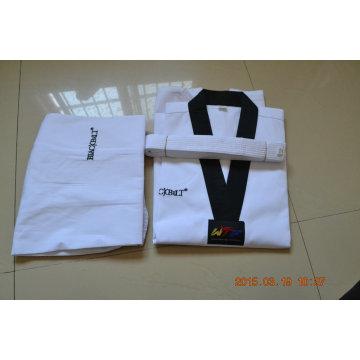 Uniforme para Taekwondo, Karate