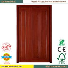 Китай Оптовая двери древесины дверь кожи Главная дверь