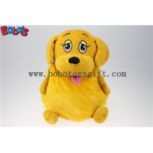 New Design Promotion Bag Cute Plush Stuffed Dog Kids Backpack