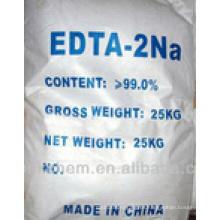Polvo Blanco 99.5% EDTA para Grado Industrial