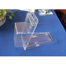 Custom Plastic PVC Clamshell Blister Packaging (blister box)