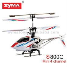 SYMA S800G 4 Kanal Hubschrauber Neue Syma Fernbedienung Flugzeug
