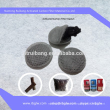 manufacturing Good quality activated carbon filter mesh