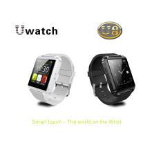 Сенсорный экран спортивного монитора Bluetooth Smart Watch для Android и Ios наручные часы