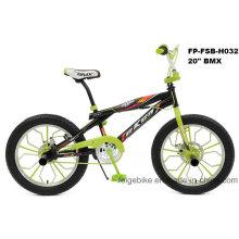2015 Nueva bicicleta Freestyle de freno de disco con rueda OP C (FP-FSB-H032)