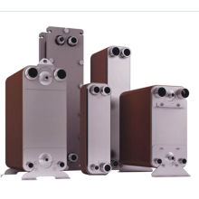Stainless Steel AISI304/316 Brazed Plate Heat Exchanger for Water Heater