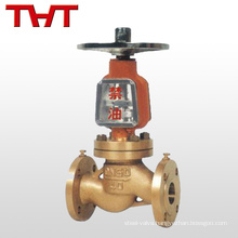 flange connected oxygen globe valve suppliers