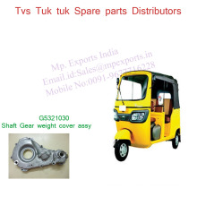 Open type Auto Gearbox Cover spare parts tvs king