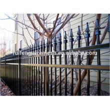 Rociador de alta calidad de plástico Sharp-Top valla de acero