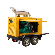 50kw Trailer Type Diesel Generator Set