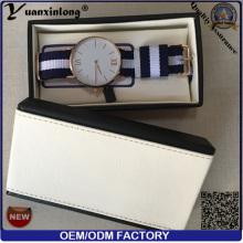 YXL-157 горячей продажи новый стиль Часы Box логотипа OEM-компании Оптовая хорошее качество Leathr бумага Упаковка Box фабрика