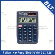 Calculadora de tamanho de bolso de 8 dígitos (BT-100)