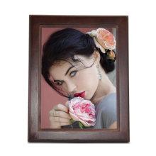 Custom printed DIY rectangle blank 3D sublimation photo frames