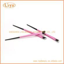 OEM синтетические волосы макияж кисти установить розовый