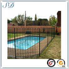 paneles de la piscina de la fábrica de China paneles temporales de la cerca