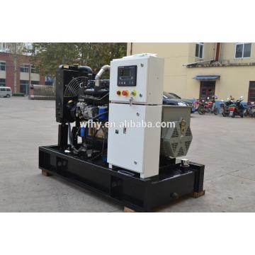 Generador de 3 fases silencioso tipo 12kw