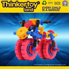 Образовательные красочные EVA строительные блоки образования игрушки