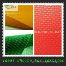 Fire retardant PVC Mesh Fabric/ canopy fabric