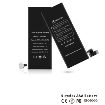 Batteria agli ioni di litio da 1450 mAh 3,7 V per iPhone 4S