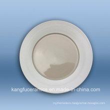 Fancy Decorative Stoneware Restaurant Tableware