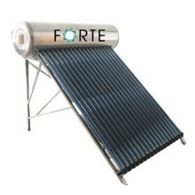 Chauffe-eau solaire de haute qualité sans pression