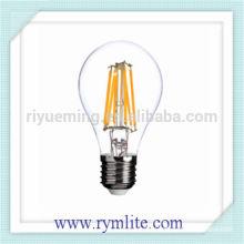 A55 A60 dimmable filament led bulb led lamba