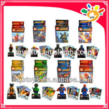 New coming Super heroes figures block small building blocks bricks