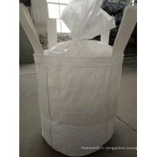 FIBC Circular Ton Bag pour la charge et le transport du ciment