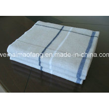 Woven Pure Virgin Wool Hotel Blanket (NMQ-WB030)