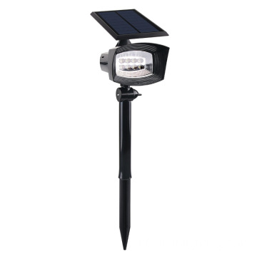 500 Lumen Led Keamanan Surya Led Flood Light