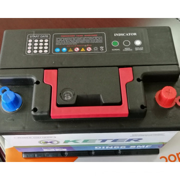 Sealed Maintenance Free NX100-6 R/L SMF Car Batteries