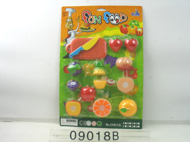 Orange Fruit Toy