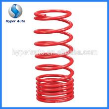 Primavera de alta calidad de la bobina de la bicicleta de encargo para el amortiguador de choque