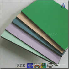 Brushed-Colored Aluminum Composite Panel