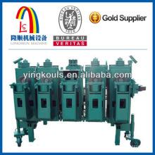 High quality national stardard steel granary silo machine LS40