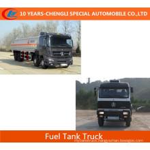Beiben 8X4 Fuel Tank Trucks/336HP Fuel Tank Trucks