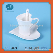 coffee cup,porcelain coffee cup,cup for coffee with spoon