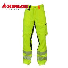 Pantalones de seguridad EN11612 HV para negocios especiales