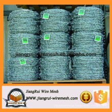 High quality cheap BWG SWG galvanized barbed wire/ cheap barbed wire/ razor barbed wire