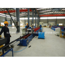 Solar Strut Automatic Production Line Gear Box Driving Roll Forming Machine