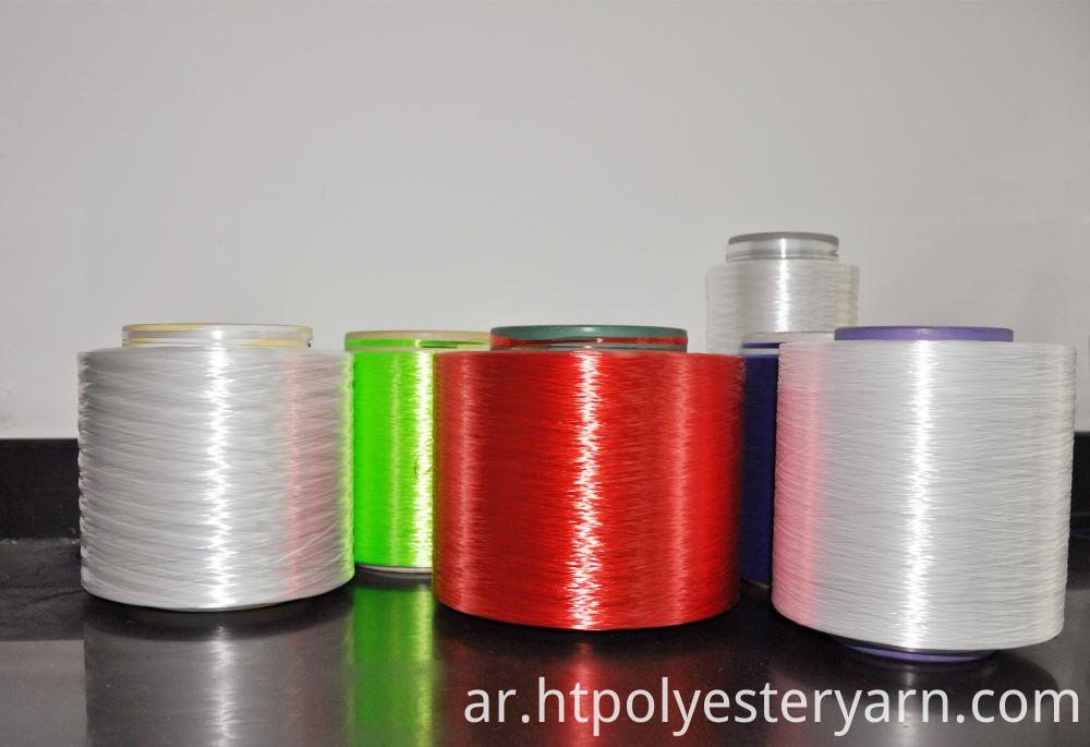 Regular Low Denier Polyester Yarn
