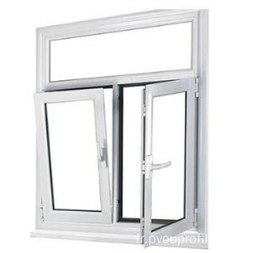 Profils Windows Upvc terminés