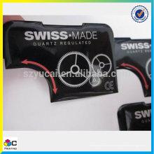 Adesivos adesivos autografados 3d personalizáveis reutilizáveis