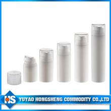 Hs-015 Kleine Probe Schraube Lotion Pump Top PP Flasche für kosmetische Container