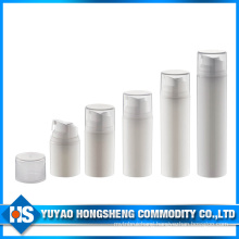 Hs-015 Small Sample Screw Lotion Pump Top PP Bottle for Cosmetic Container