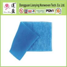 Uncut Blue Bonded Filter Pad