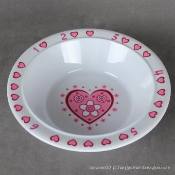 Melamina Bowl com Arte - 14pm30015