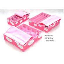 Caixa de armazenamento de mulheres 600D (YSOB00-036)