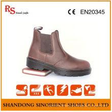 Verrückte Pferd Leder Arbeitsstiefel Made in China RS103